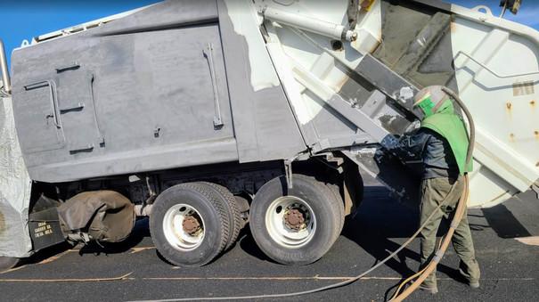 Auto Body Shop Collision Repair Car Truck Minnesota Commercial Twin Cities Sandblasting